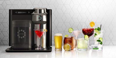 Lean Mean Cocktail Machine!