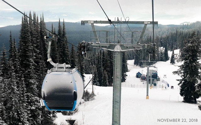 Silver Star Set For Alpine Opening