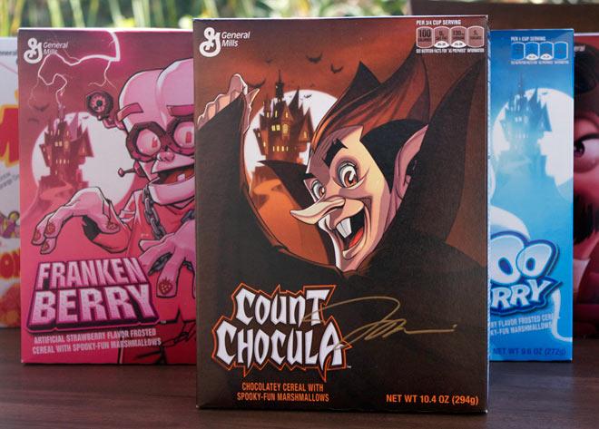 Count Chocula....The Movie??