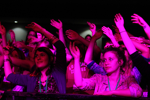 Go To Concerts, Live Longer
