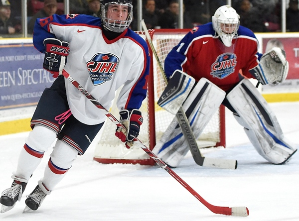 Vipers Chosen For CJHL Prospects Game