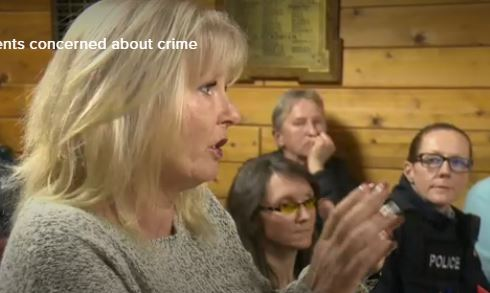 Citizens Seek Answers On Rising Crime