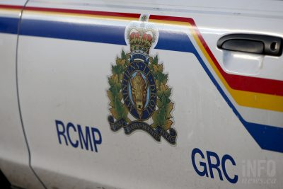 RCMP Nab Prolific Offender in Enderby