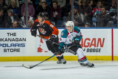 Rockets Get Gift Goal From Tigers in Win