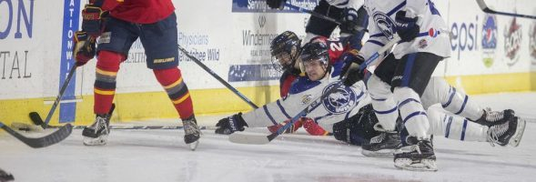 Vipers Split Back to Back Games in Wenatchee