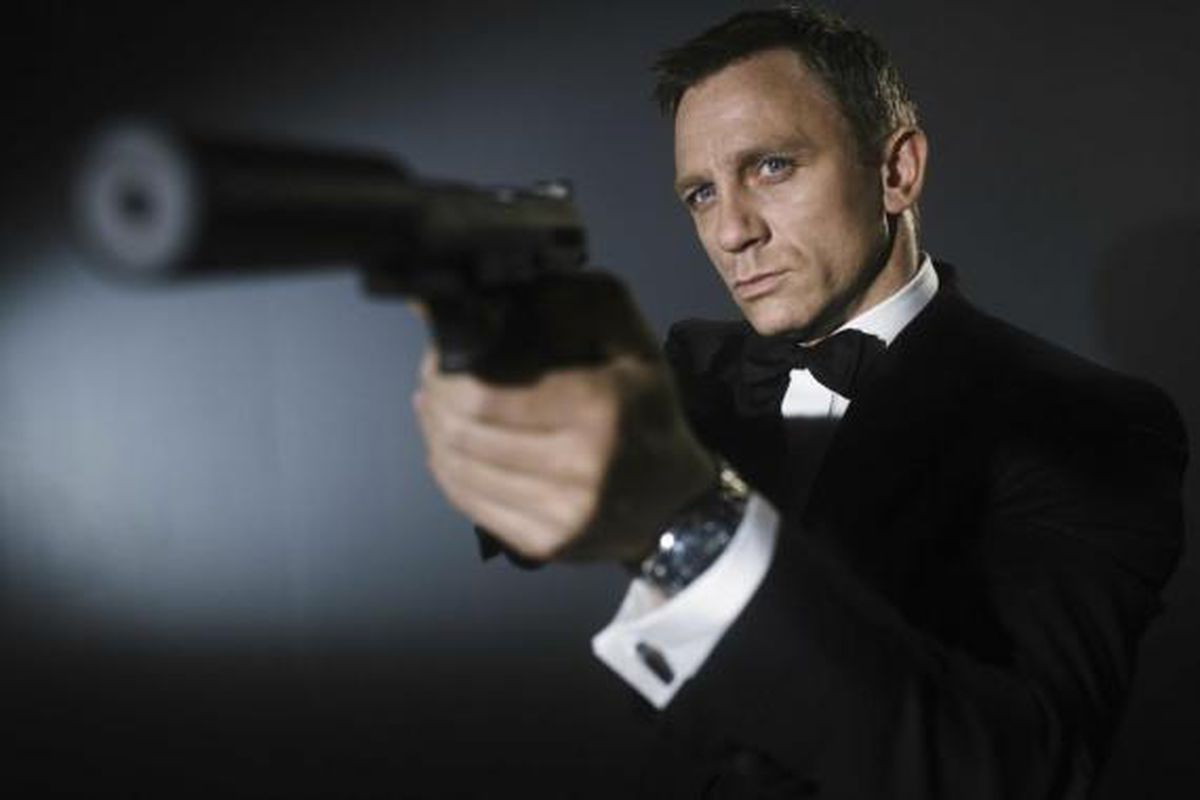 Some scary findings about James Bond..