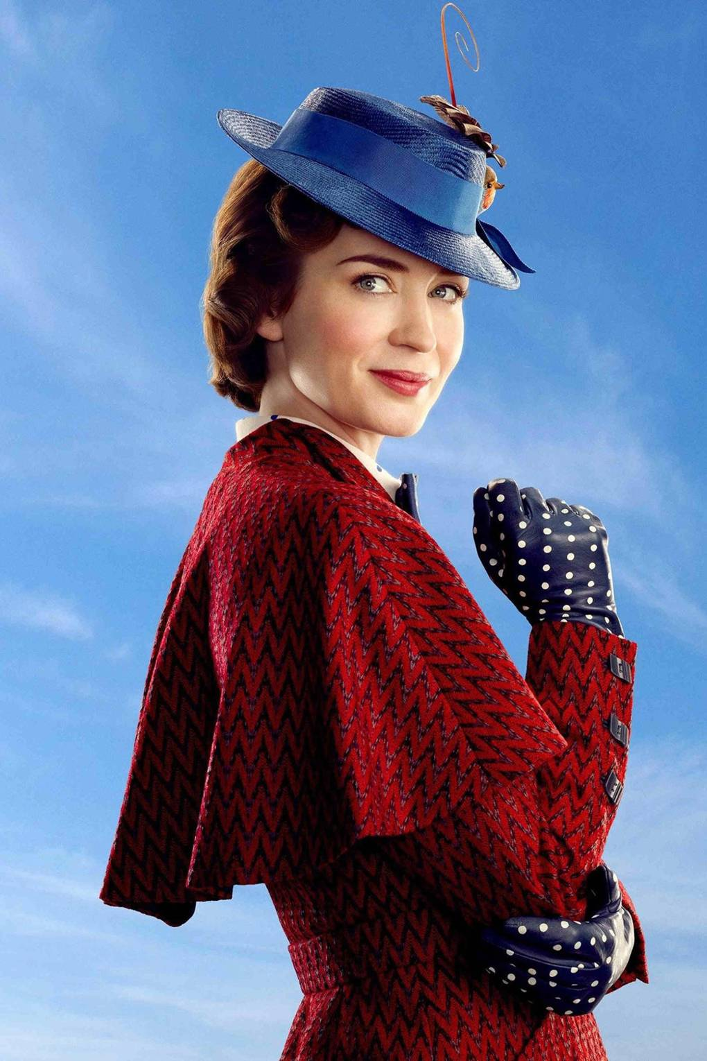 Mary Poppins Returns TODAY!!!!!