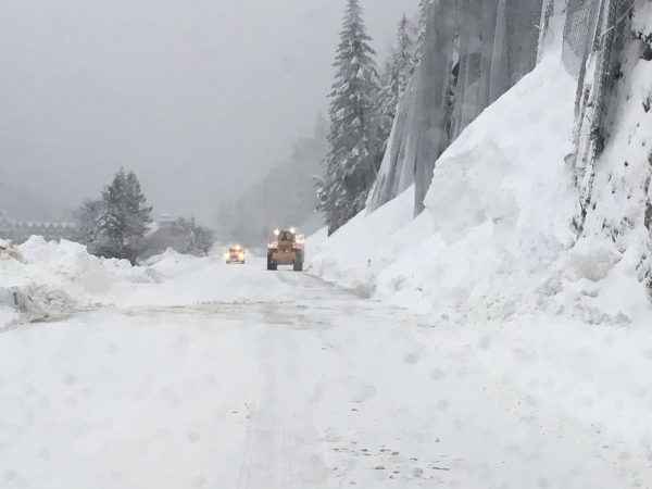 Highway Closed, Travel Not Recommended