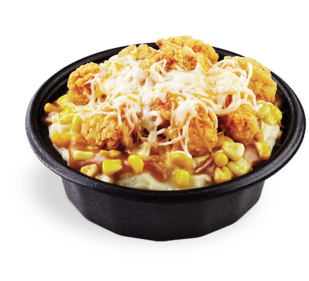 Would you get a bowl cut for a free KFC bowl?  Some are.