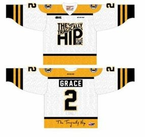 The Hippest Hockey Jersey Out There