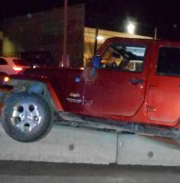 Jeep crash, 1 missing, fraud prevention and more...
