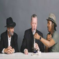 A Rabbi, Priest and a Atheist Smoke Pot