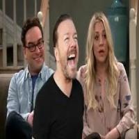Big Bang w Ricky Gervais