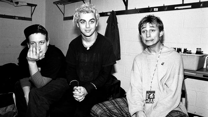 Green Day demos unearthed