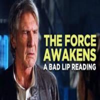 Bad Lip Reading Star Wars edition