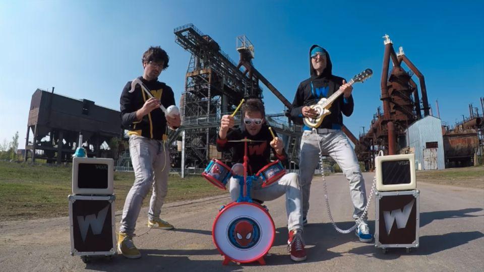 RATM on kids' instruments