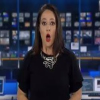 ABC news reporter day dreaming WATCH HER REACTION!!!