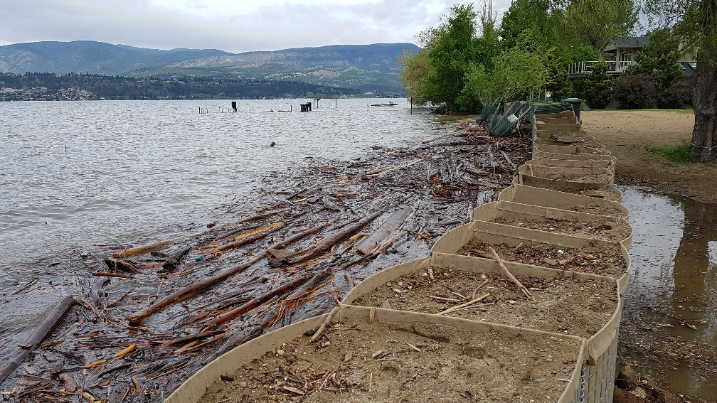 Lake Level Still Rising, Mosquitoes Could Be Bad This Year, Election Results Final - No Change