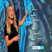 Weather Girl does Star Wars Forcast