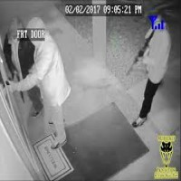 Three Armed Home Invaders Try to Ambush Homeowner