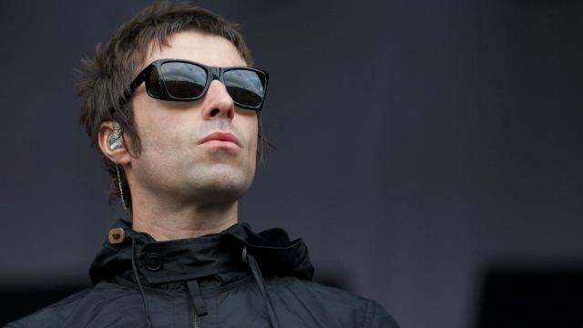 Liam Gallagher's Tribute To Manchester