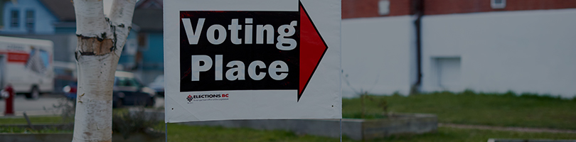 Election Day in BC, Flooding Still a Problem, Robbery Suspect Sought