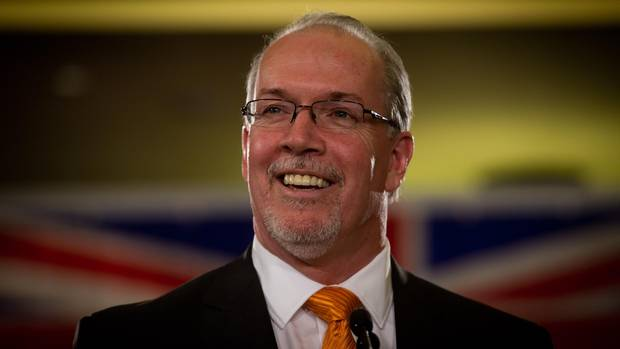 Call Him Premier Horgan, Canada Day 150 Weekend and New Guide For Boaters