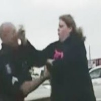 Woman Gets Arrested After Sucker-Punching Police Officer