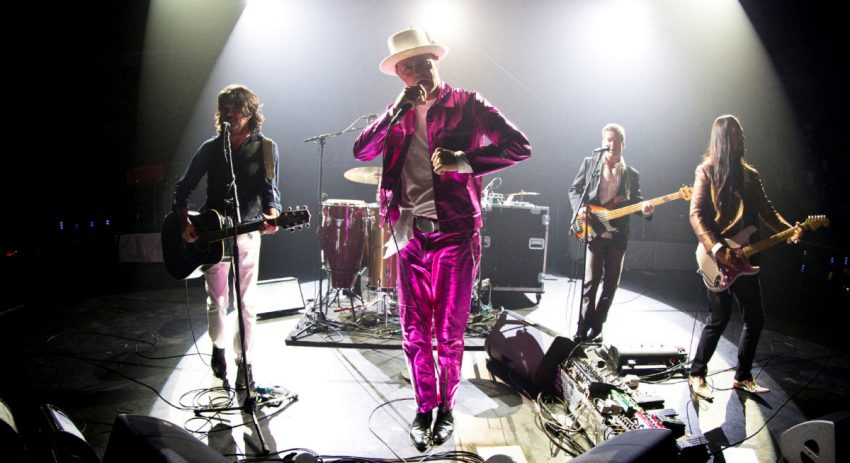 Tragically Hip doc in the works