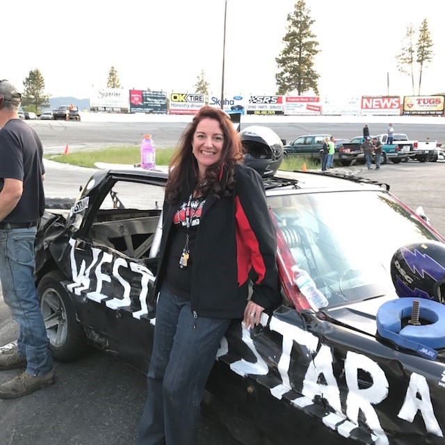 I Hit To Pass at Penticton Speedway!