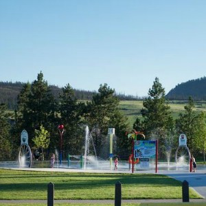 Kids Care Spray Park Opens for Season