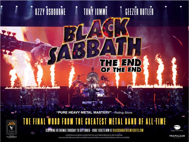 Black Sabbath Movie Trailer