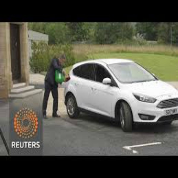 Car powered by whisky biofuel hits the road