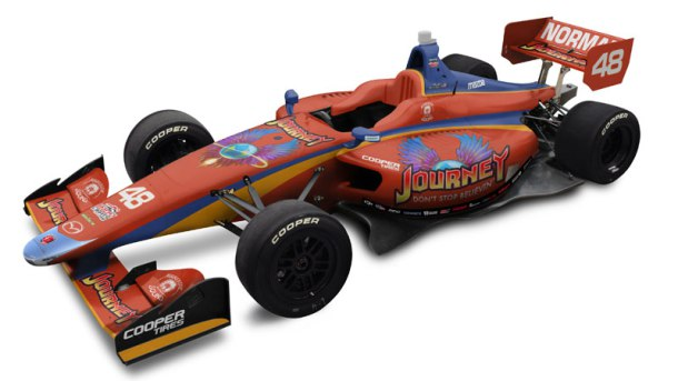 Journey's Indy Car