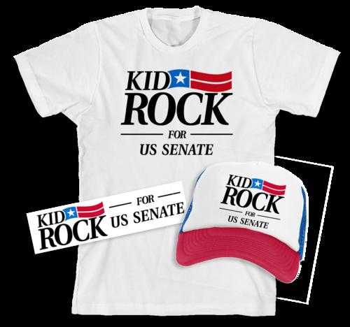 Kid Rock Senate Swag