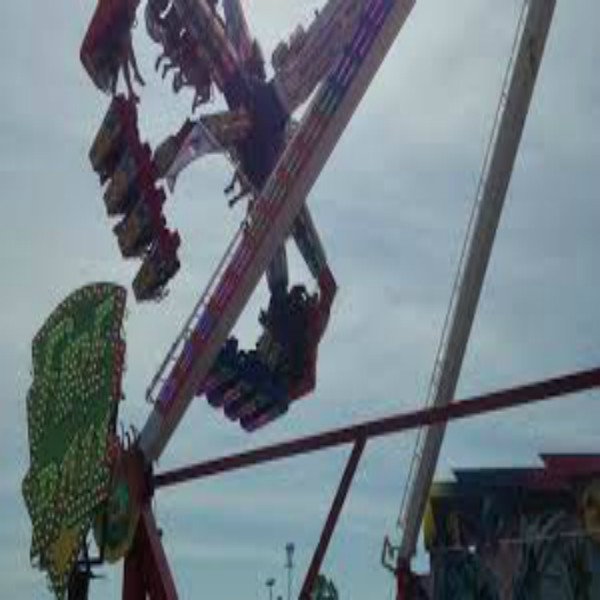 Ohio State Fair Fire Ball ride accident kills 1, injures 7 others