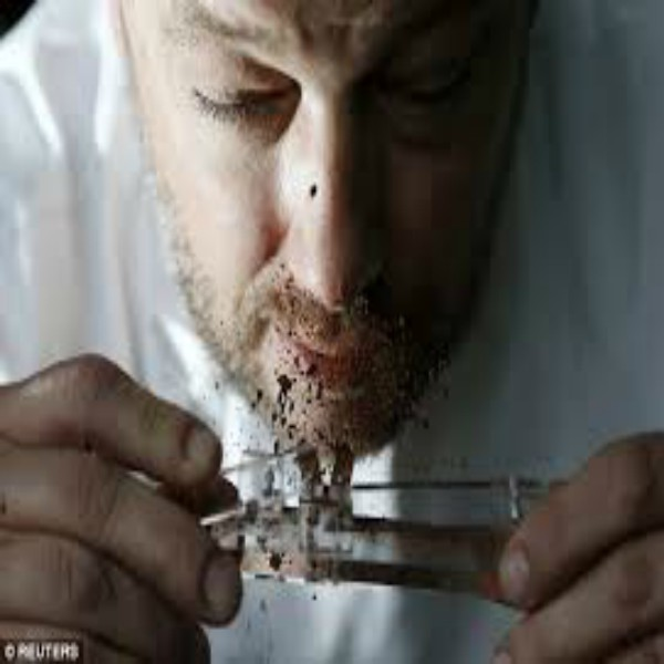 Snorting chocolate is the new way to get a buzz