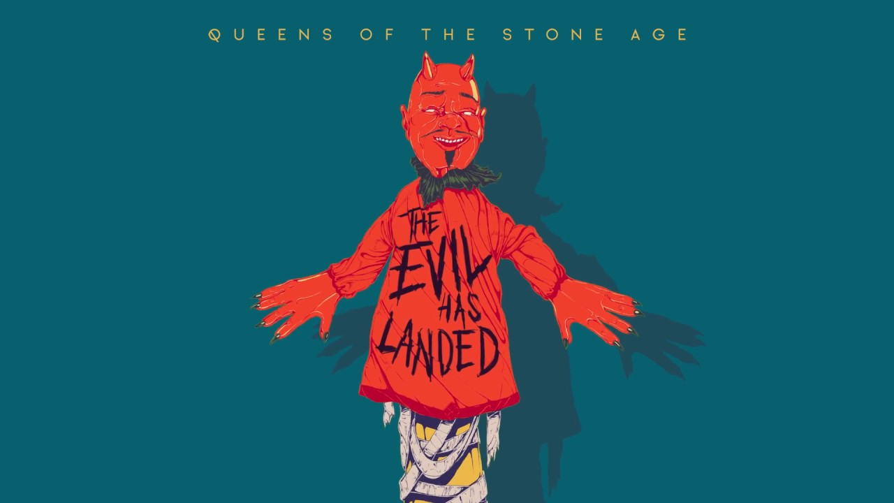 Listen to new Queens Of The Stone Age