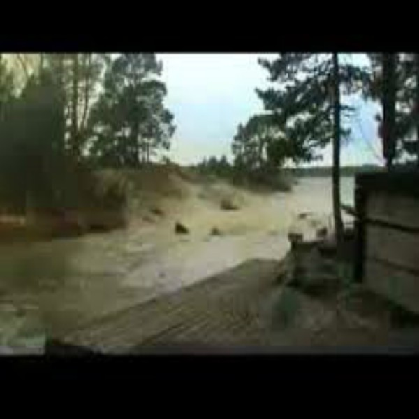 What Happens When Lightning Hits A River