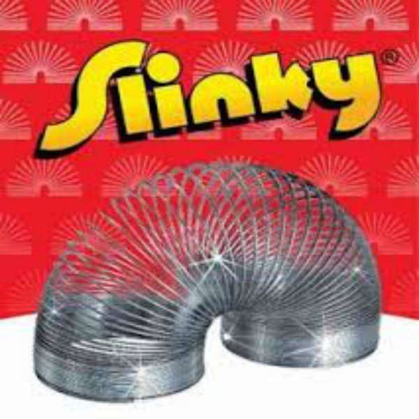 It's Slinky day!!!