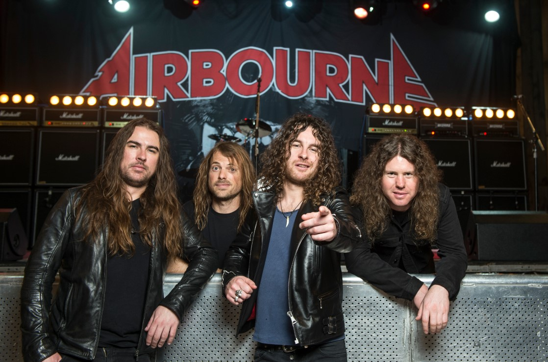 Airbourne Documentary Coming Soon