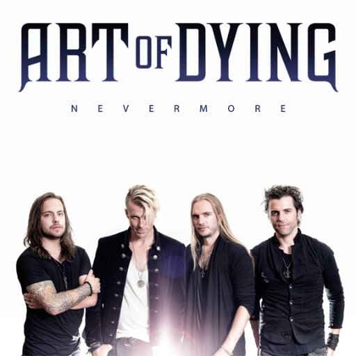 Behind the camera with Art Of Dying