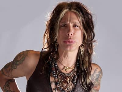 Steven Tyler - Dude Looks Like A Lady