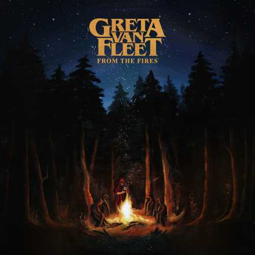 Greta Van Fleet  - Safari Song