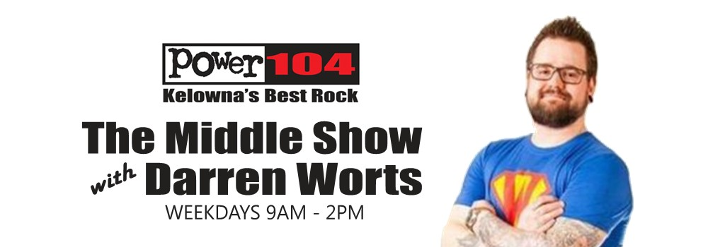 The Middle Show with Darren Worts