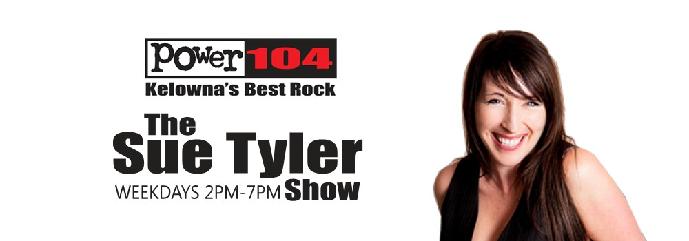 Feature: http://www.power104.fm/the-sue-tyler-show/