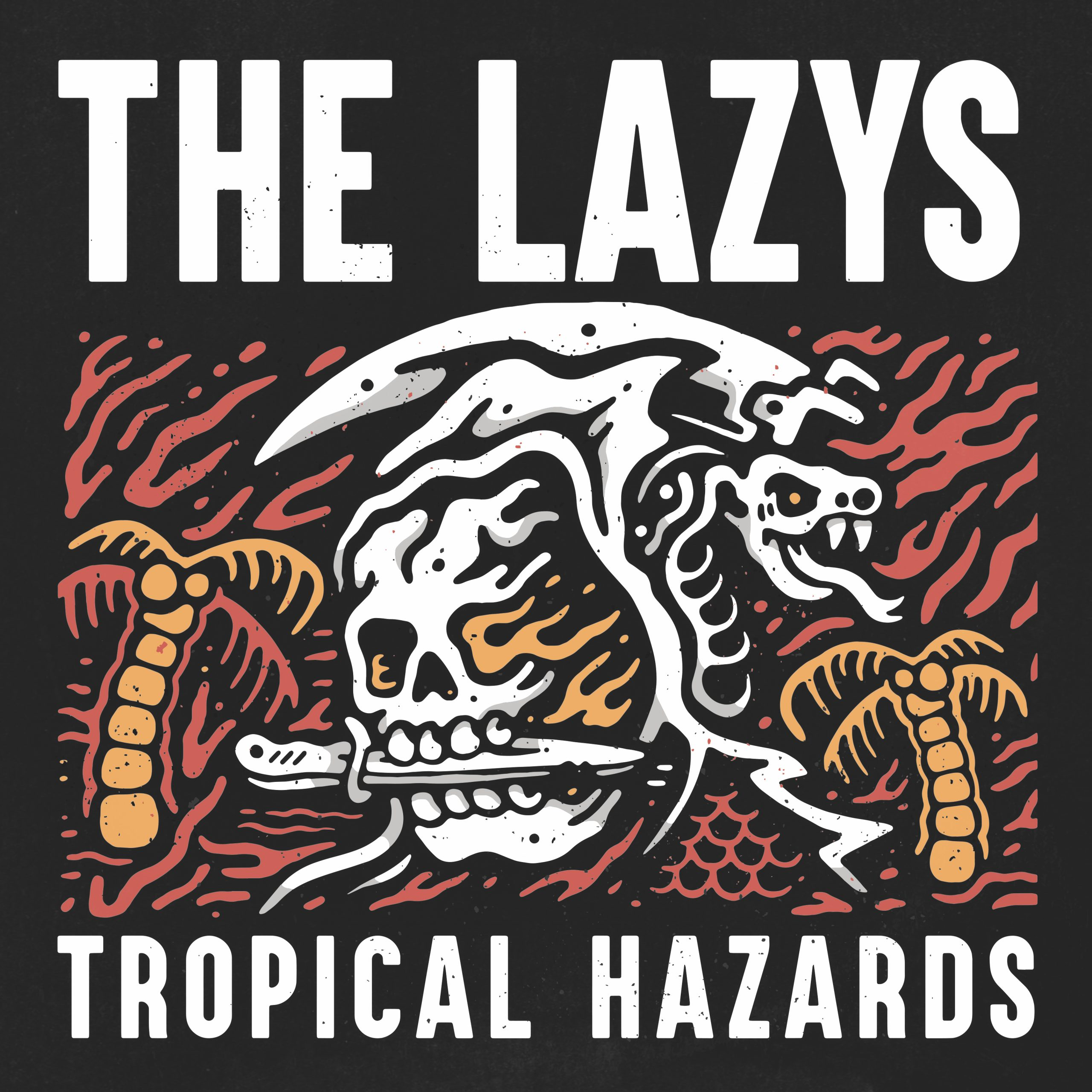 The Lazys - Nothing But Trouble