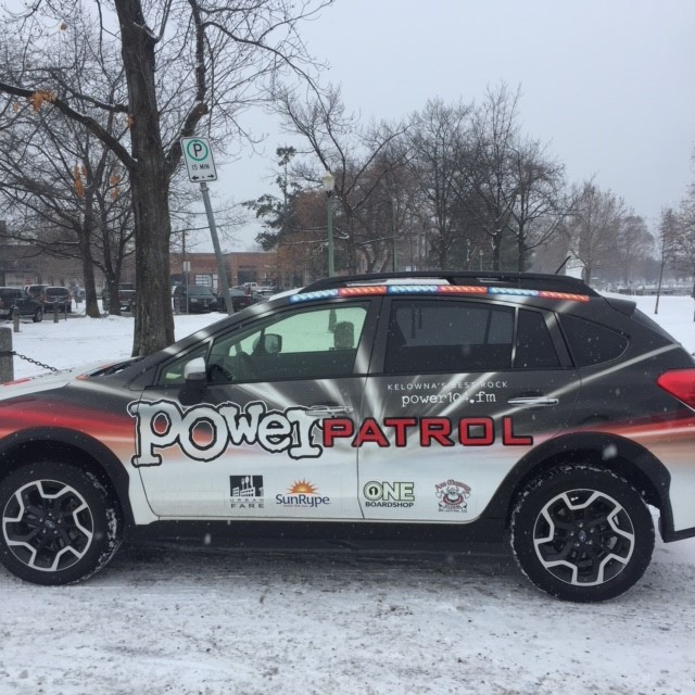 Power Patrol Plans for March 2nd to 4th!