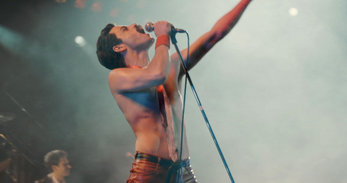 WATCH: Queen Biopic Gets A Trailer