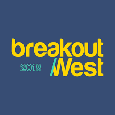 BreakOut West in Kelowna this fall - check out the first round lineup!
